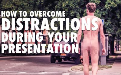 How To Overcome Distractions During Your Presentation [VIDEO]